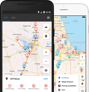 Truck Gps App >> 21 Best Apps For Truck Drivers That Are Free Cdl Training Spot